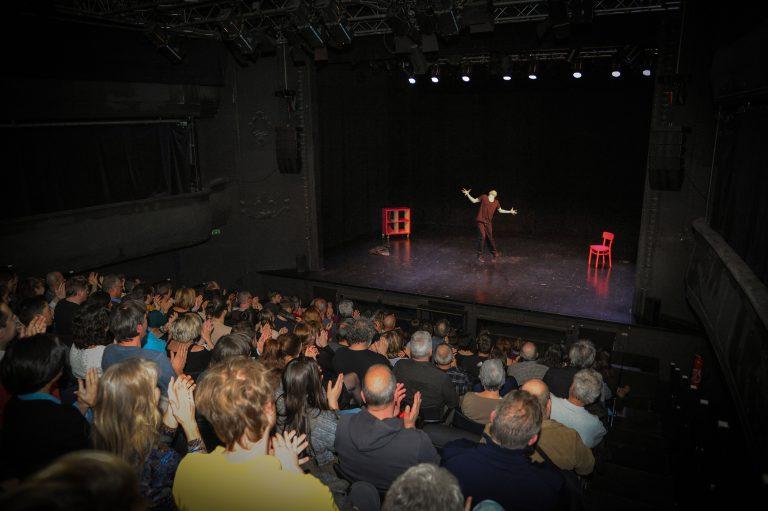 Supermâle Mirko Rochat 24 mars 2017 Théâtre du Concert Neuchâtel