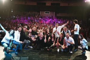 Tel Aviv Comedy Club - Photo de famille