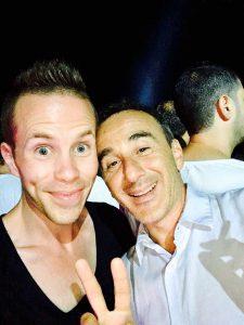 Tel Aviv Comedy Club - Mirko Rochat et Elie Semoun