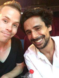 Tel Aviv Comedy Club - Mirko Rochat et David Smadja