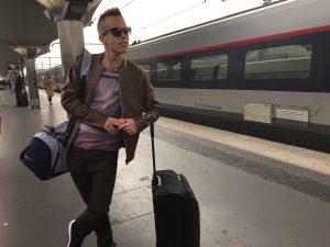 Mirko Rochat - Supermâle à PARIS