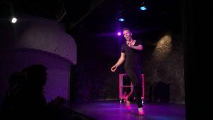Mirko Rochat - Supermâle - Café-théâtre de la Grenette à Vevey