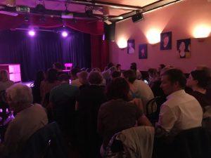 Mirko Rochat - Supermâle - Café-théâtre Le P'tit Music'Hohl à Genève