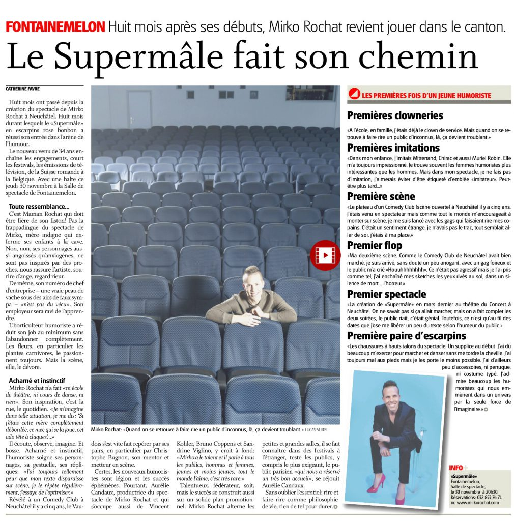 L'express/impartial 28 novembre 2017