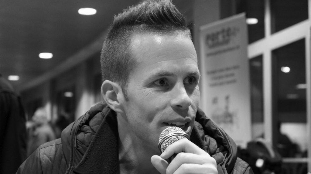 Mirko Rochat au Festival Porte-bonheur à Yverdon