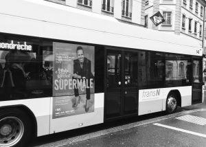 Supermâle - Mirko Rochat - Neuchâtel - TransN