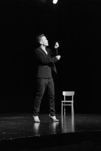 Supermâle - Mirko Rochat - Neuchâtel - Scène