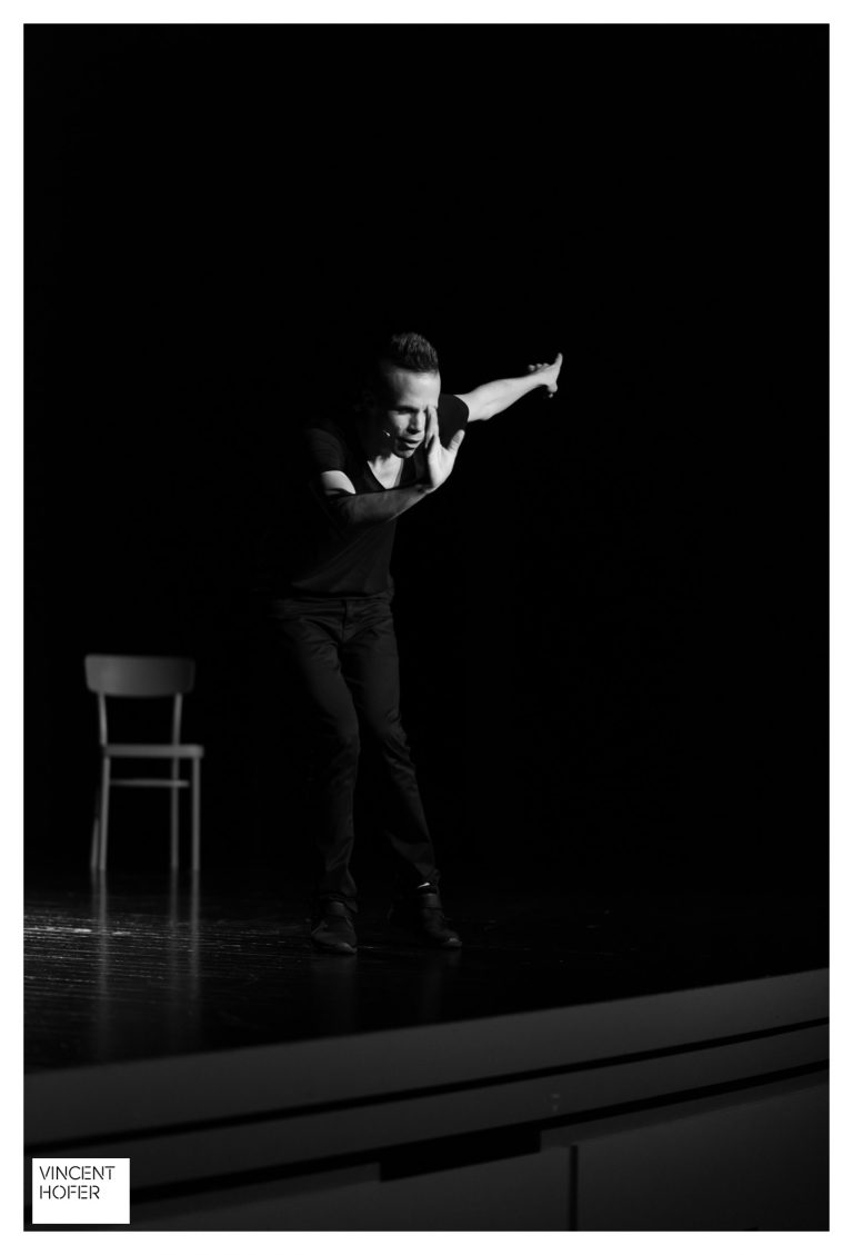 Mirko Rochat - Supermâle par Vincent Hofer