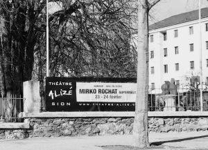Mirko Rochat - Supermâle - Théâtre Alizé - Sion