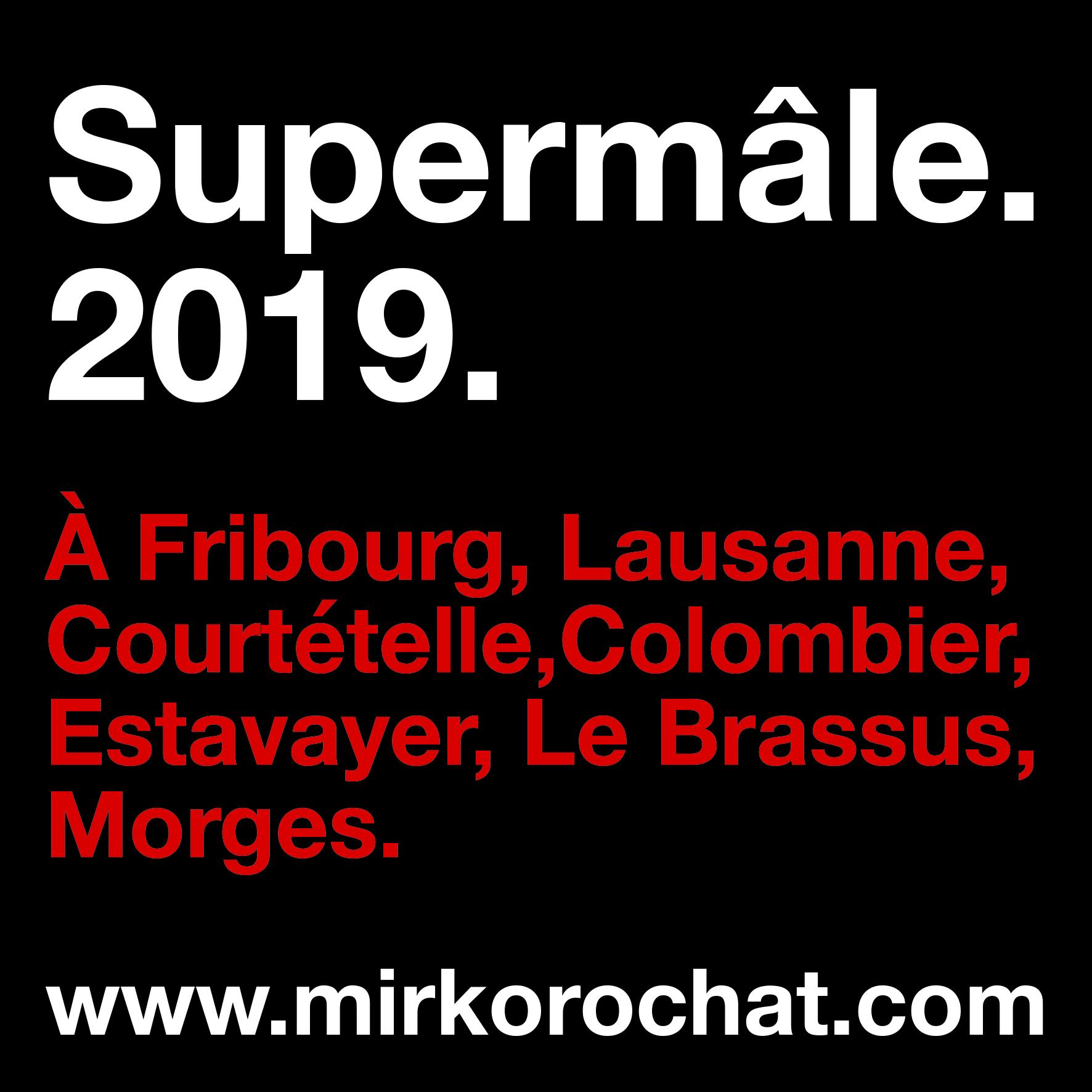 Mirko Rochat - Noël - Supermâle
